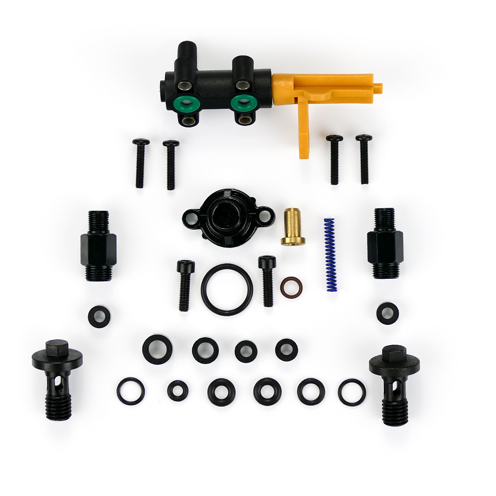 TrackTech Master Blue Spring Kit for 99-03 7.3L Powerstroke fuel