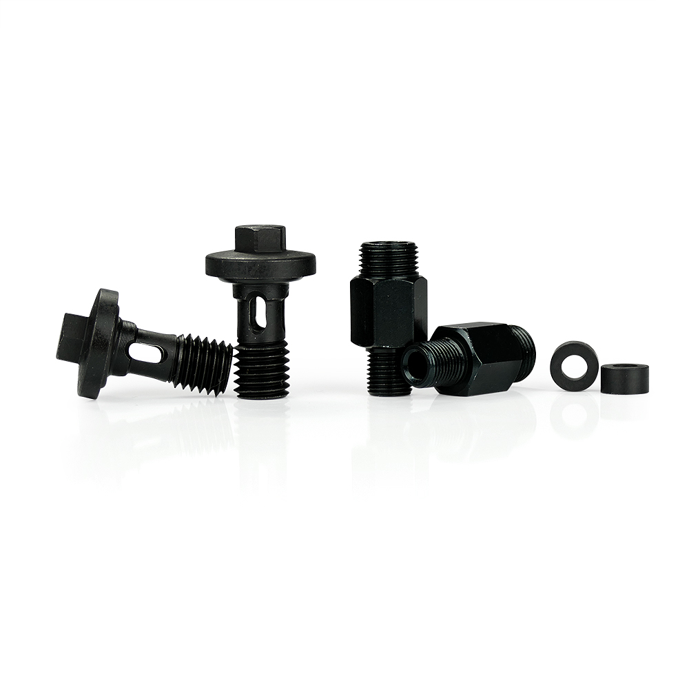 TrackTech CVD + Banjo Bolt Kit for 99-03 7.3L Powerstroke