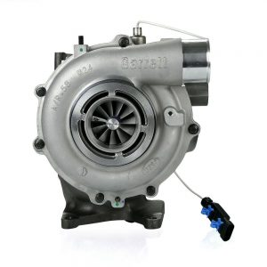 Garrett Stock Updated Turbocharger for 04.5-10 LLY LBZ LMM Duramax