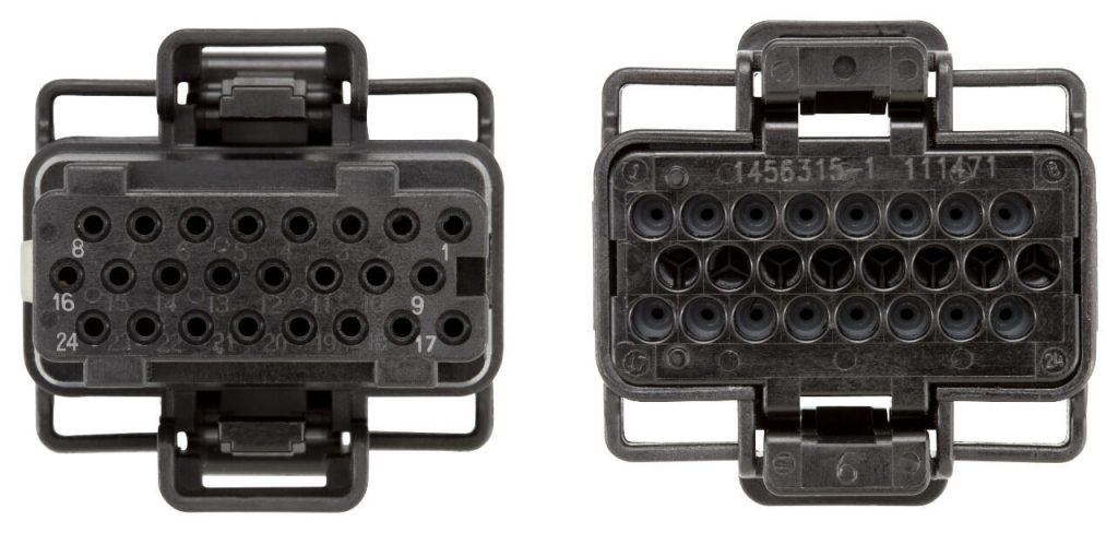 FICM Connector X1 for 03-10 6.0L Powerstroke