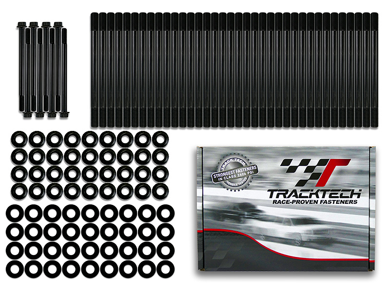TrackTech Head Studs Kit for 01-16 LB7 LLY LBZ LMM LML Duramax