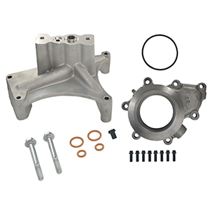 7.3L Turbo Pedestal EBP Delete Kit For 99.5-03 Ford Powerstroke Diesel