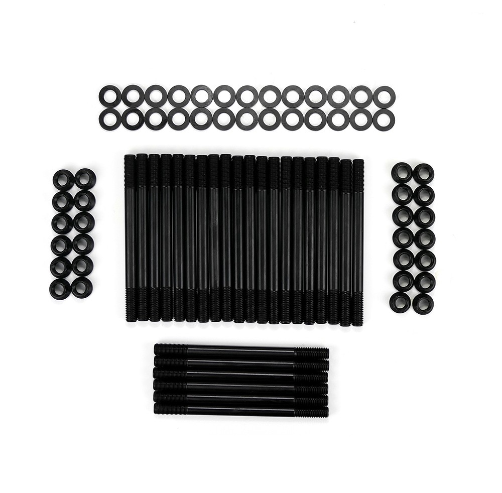 TrackTech Head Stud Kit for 98.5-18 5.9L 6.7L Cummins 24V