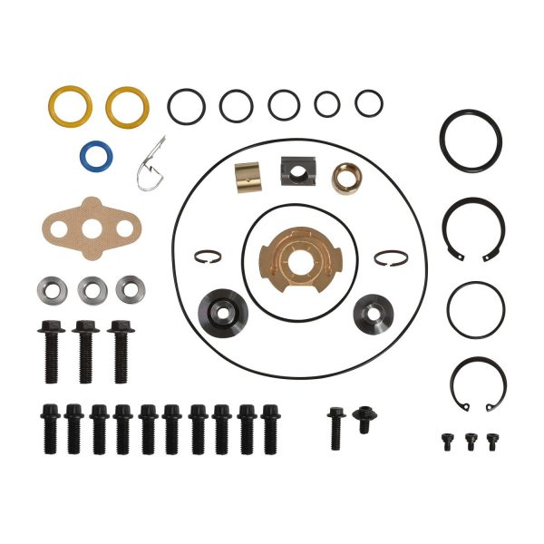 SPOOLOGIC GT3782VA Basic Turbo Rebuild Kit for 03-10 6.0L  Powerstroke
