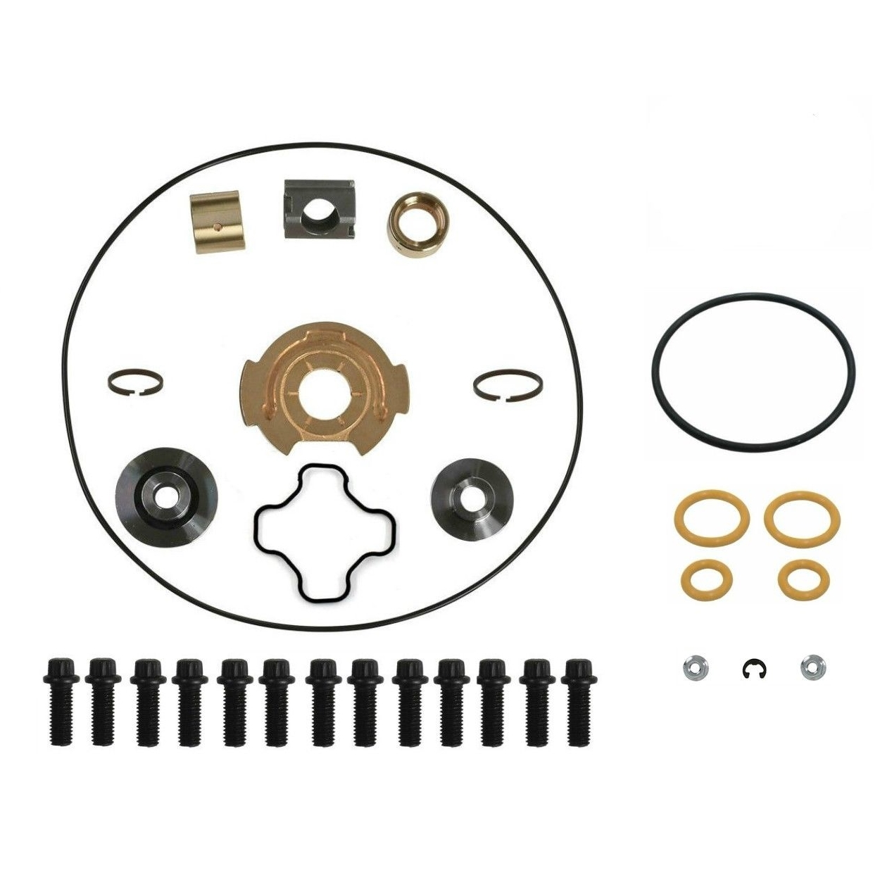 GTP38 Basic Turbo Rebuild Kit For 99-03 7.3L Ford Powerstroke Diesel
