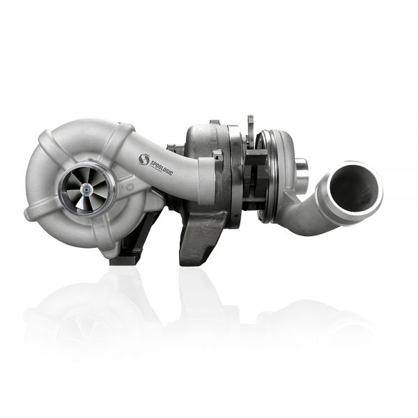 SPOOLOGIC V2S Compound Turbocharger Cast Wheel for 08-10 6.4L Powerstroke