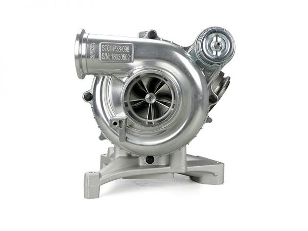 SPOOLOGIC GTP38 Turbocharger 5+5 Billet With Out EBPV for Early 99 7.3L Powerstroke