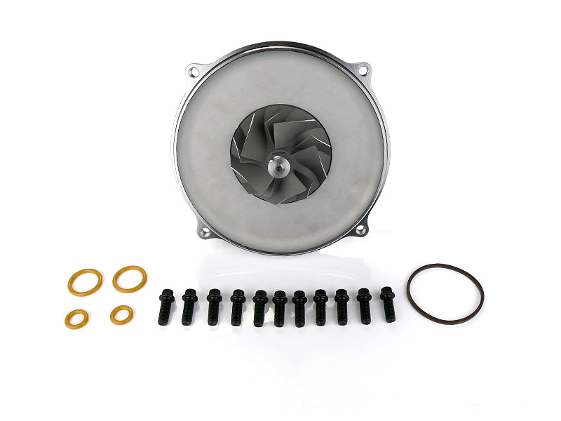 SPOOLOGIC GTP38 Stock Cast Wheel Cartridge CHRA For Early 1999 7.3L Powerstroke