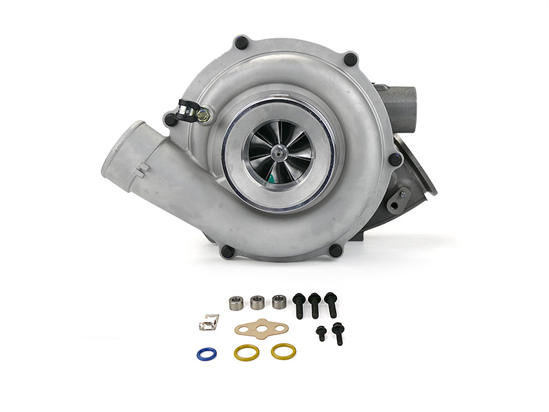 SPOOLOGIC Stage 1 GT3782VA Turbo 04.5-07 6.0L Powerstroke