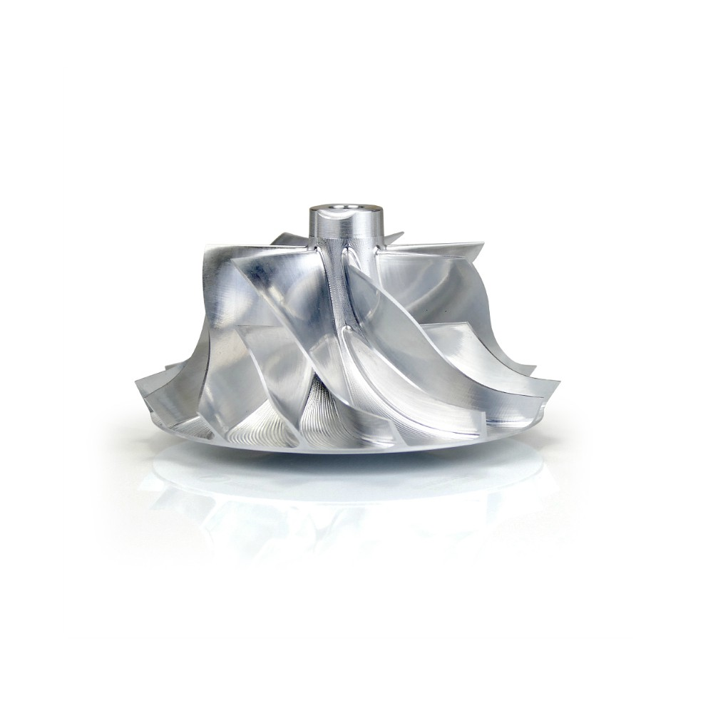 SPOOLOGIC V2S High Pressure Billet Compressor Wheel for 08-10 6.4L  Powerstroke