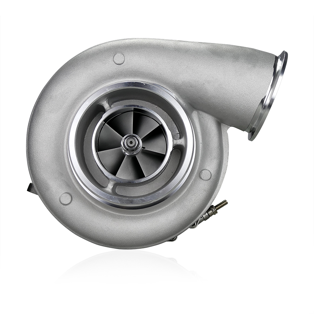 SPOOLOGIC S400SX4-75 S475 Turbo Charger T4 Twin Scroll 1.10 A/R
