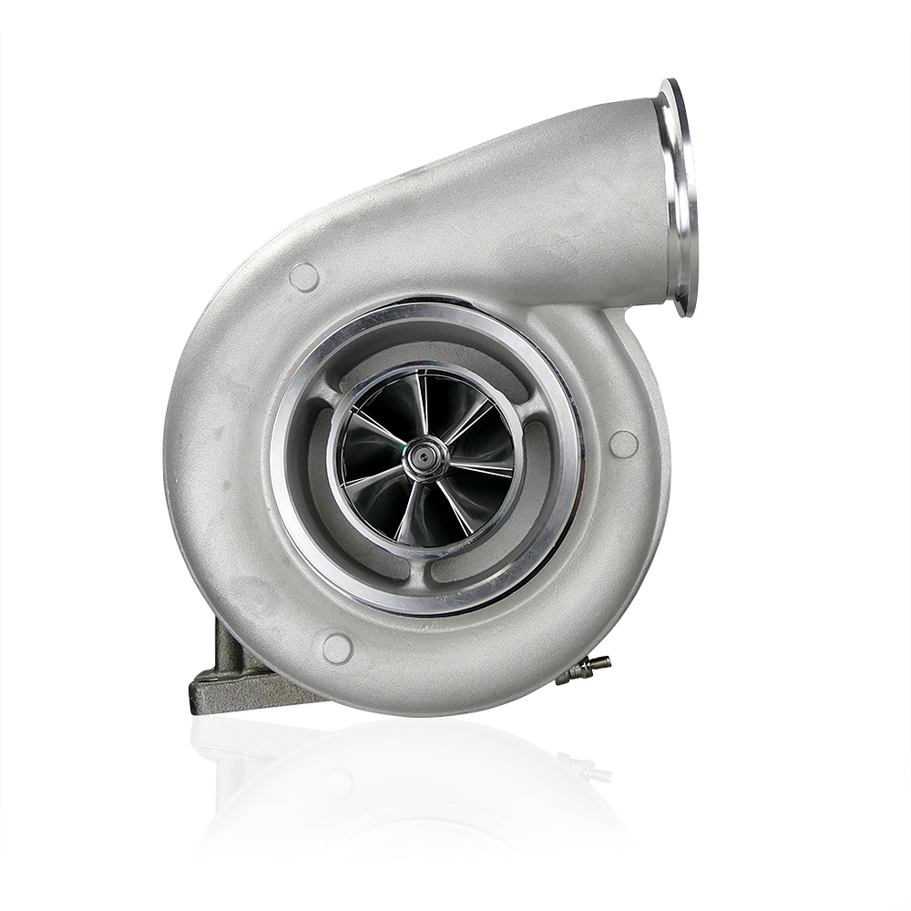 SPOOLOGIC S400SX4-75 S475 Turbo Charger Billet Wheel T4 Twin Scroll 1.32 A/R