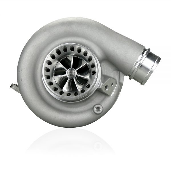SPOOLOGIC S300SX-E S363 Turbocharger 63/87.4mm Billet Wheel T4 .91A/R Turbine Housing