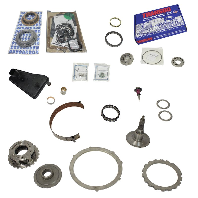 BD Diesel E40D Trans Kit for 2WD 95-97 7.3L Ford Powerstroke