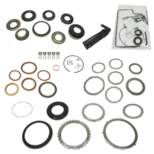BD Diesel Stage 4 Transmission Build-It Kit for 03-04 6.0L Ford Powerstroke