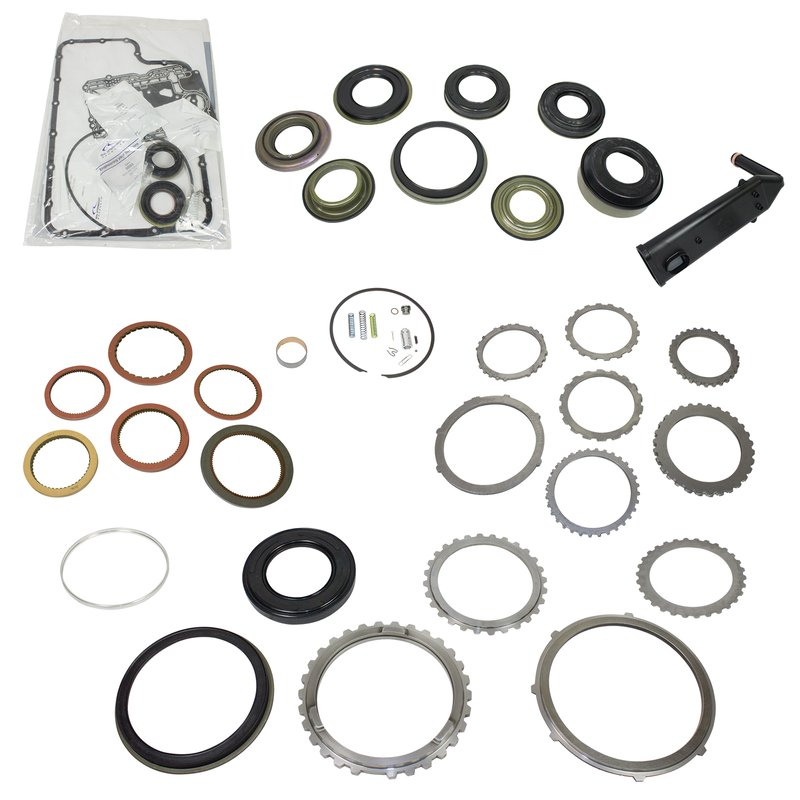 BD Diesel Stage 4 Transmission Build-It Kit for 05-07 6.0L Ford Powerstroke