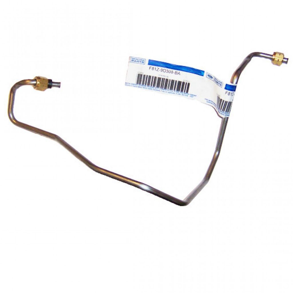 OEM Ford Drivers Side Fuel Line for 99-03 7.3L Powerstroke