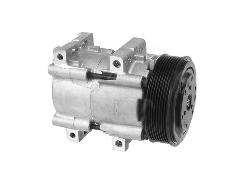 OEM Ford Motorcraft Air Conditioning Compressor Assembly for 99-03 7.3L Ford Powerstroke