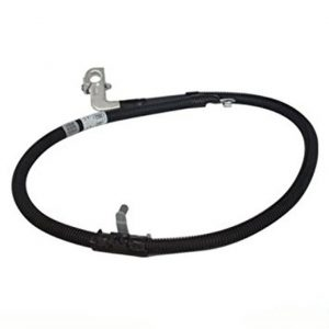 OEM Ford Motorcraft Negative Driver Side Battery Cable for 02-03 7.3L Powerstroke