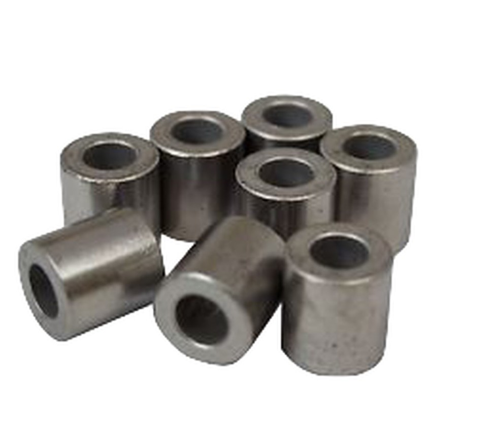 OEM Ford Exhaust Manifold Bolt Spacer Set of 8 for 03-07 6.0L Powerstroke