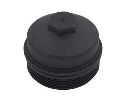 OEM Ford Motorcraft Oil Filter Replacement Cap for 03-07 6.0L Powerstroke
