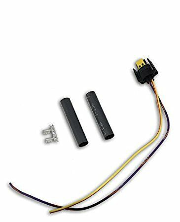 IPR VGT EBPV Solenoid Pigtail Connector Repair Kit for 94-10 7.3L 6.0L Powerstroke