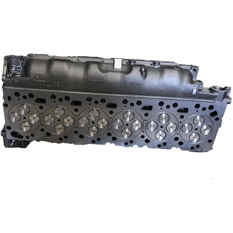Powerstroke Products 6.7L Cummins Loaded Stock O-Ring Cylinder Head for 07.5-16 6.7L Cummins 24V