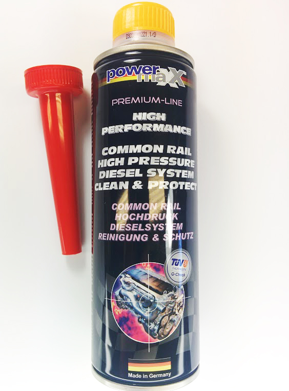 Dynomite Diesel Common Rail Injection System Cleaner
