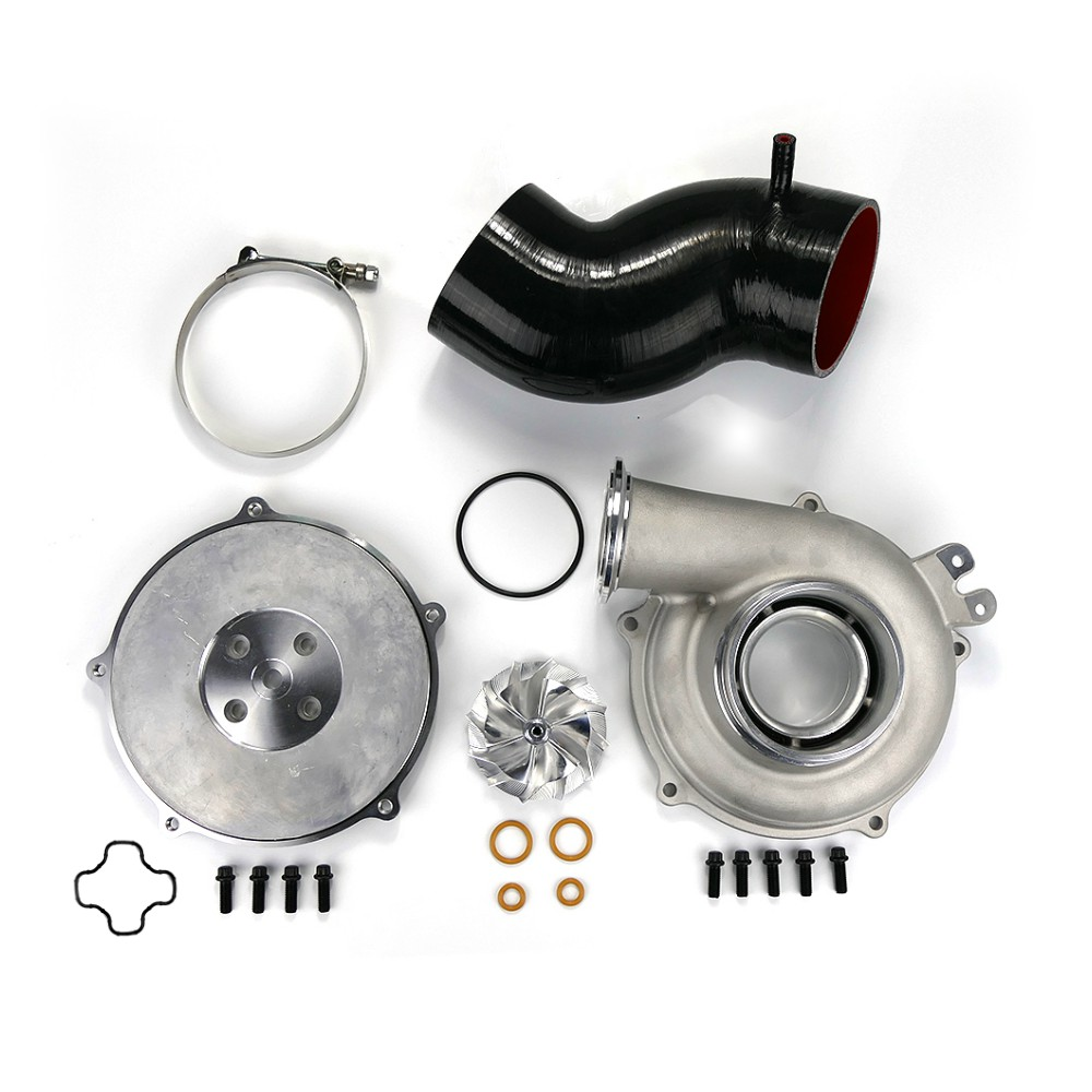 SPOOLOGIC GTP38 Master Performance Turbo Upgrade Kit for 99.5-03 7.3L Powerstroke