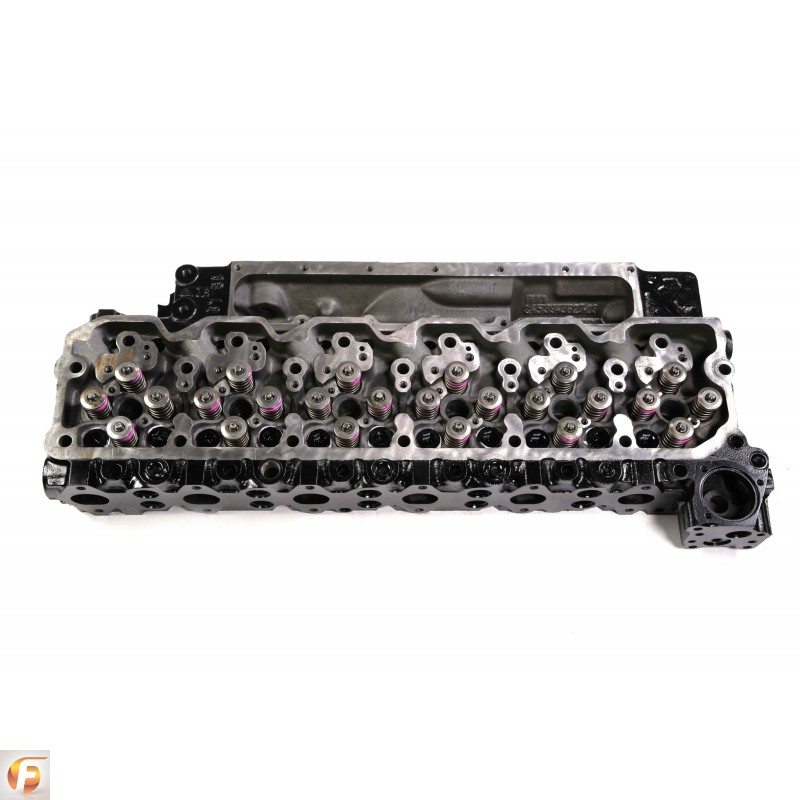 Freedom Series Cylinder Head (Street) For 98.5-02 5.9L Dodge Cummins 24V