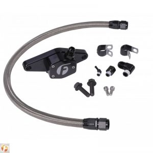 Fleece Performance Coolant Bypass Kit (Stainless Steel) 94-98 5.9L Dodge Cummins 12V
