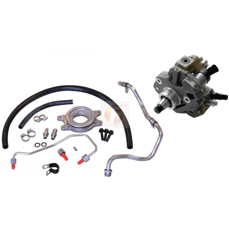 Fleece Performance CP3 Conversion Kit With CP3K for 11-16 6.6L Chevrolet Duramax LML