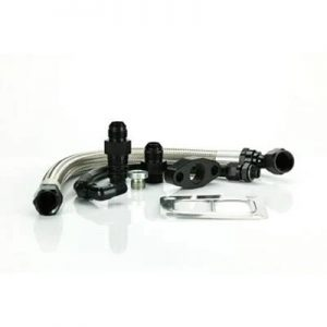 Fleece Performance S300 S400 Turbo Installation Kit for 03-07 5.9L Dodge Cummins 24V