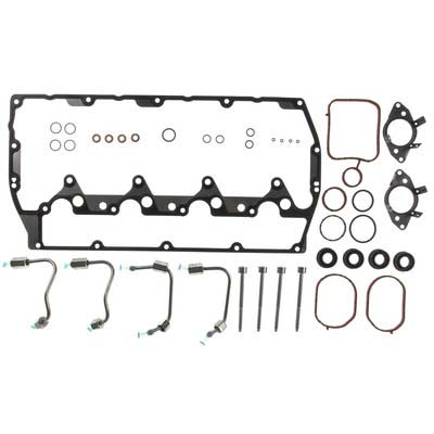MAHLE Left Valve Cover Gasket Set for 11-17 6.7L Powerstroke