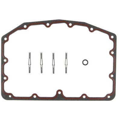 MAHLE Engine Oil Pan Gasket for 11-17 6.7L Powerstroke