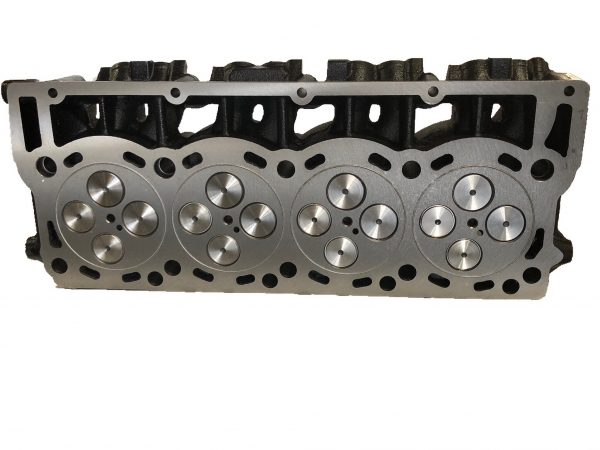 Powerstroke Products Loaded O-Ring 6.4L Cylinder Head with HD Springs for 08-10 6.4L Powerstroke