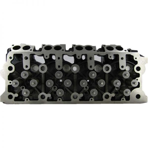 Powerstroke Products 6.4L Loaded Cylinder Head with HD Springs for 08-10 6.4L Powerstroke