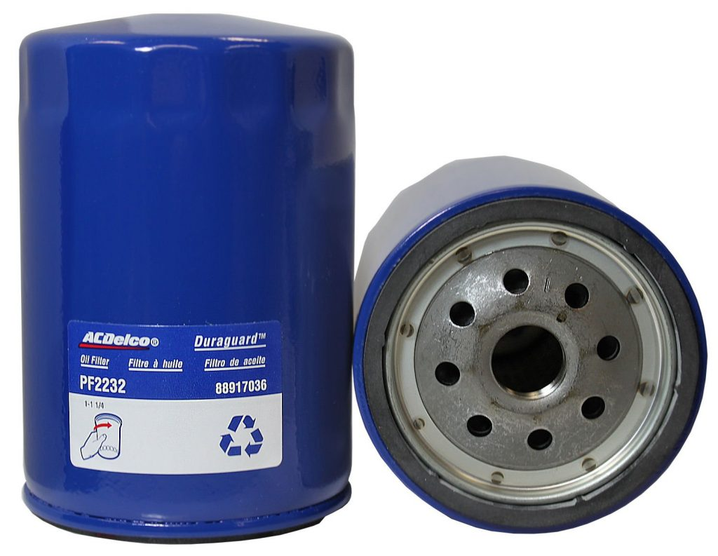 ACDelco Engine Oil Filter for 2001-2019 6.6L Duramax LB7 LLY LBZ LMM LML L5P