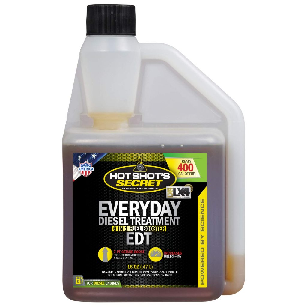 Hot Shot's Secret 16oz Everyday Diesel Treatment