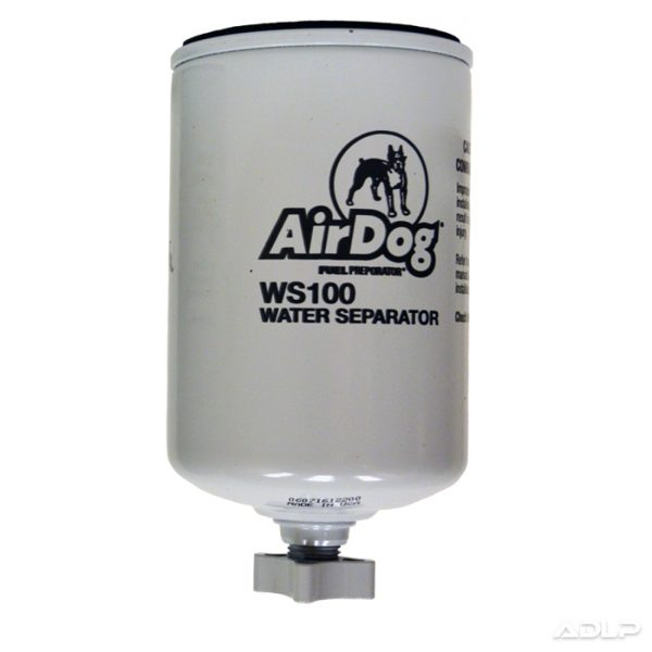 AirDog Water Seperator Steel Petcock Replacement Fuel Filter for AirDog I, AirDog II, and AirDog II-4G models