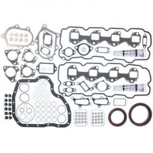 MAHLE Engine Gasket Kit w/o Head Gasket for 01-04 LB7 Duramax