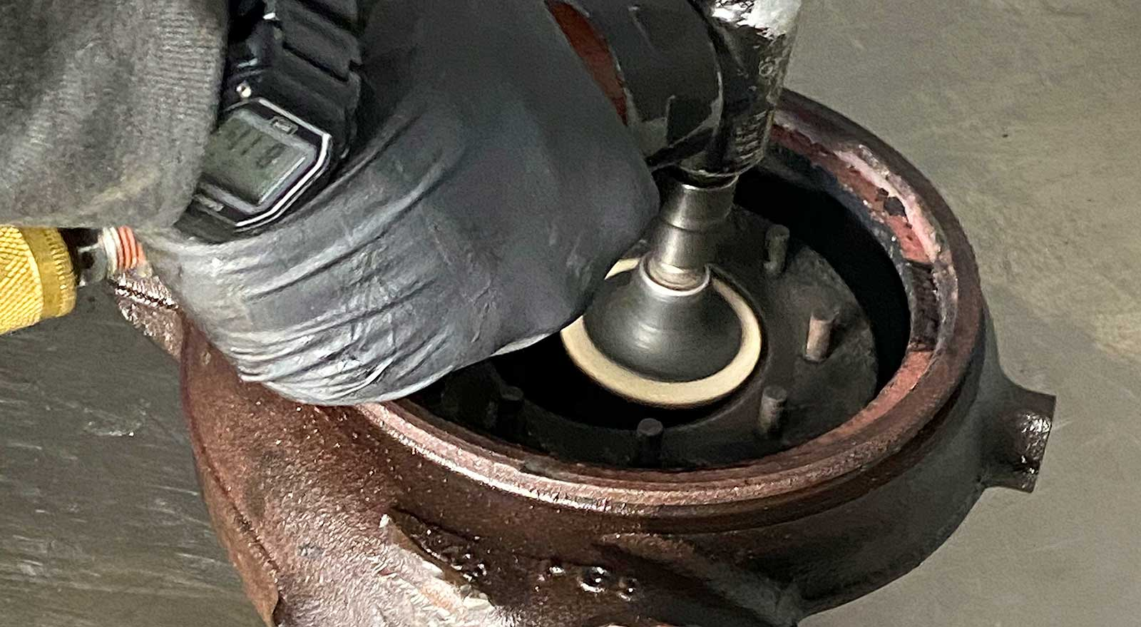 How to Clean a Turbo on a 6.0 Powerstroke