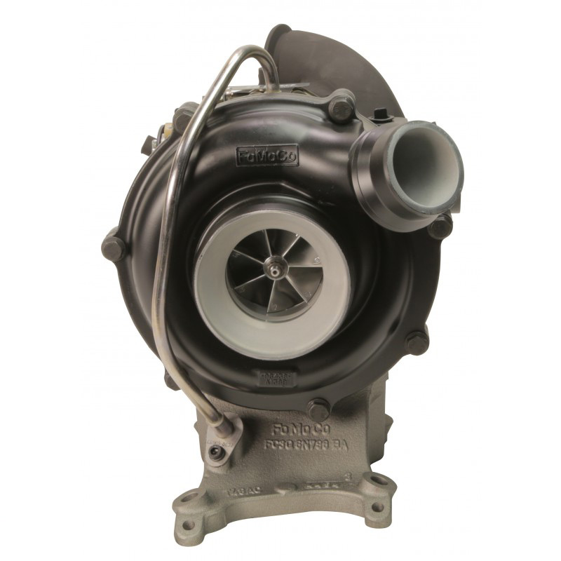 Fleece Performance Cheetah Turbocharger For 17-18 6.7L Ford Powerstroke Cab & Chassis