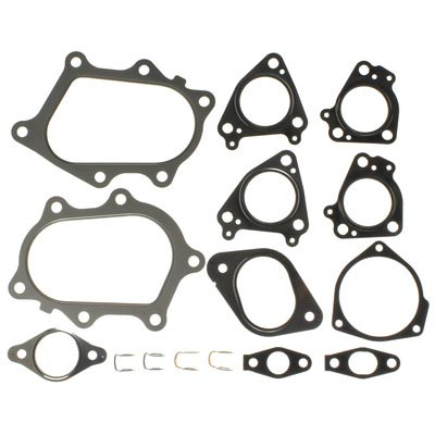 MAHLE Turbocharger Mounting Gasket Set for 01-10 6.6L Chevrolet Duramax LB7 LLY LBZ LMM