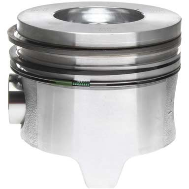 MAHLE .040 Piston with Rings (x8) for 94-03 7.3L Powerstroke