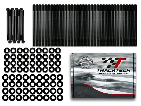 TrackTech Head Studs Kit For 2017-2020 Chevrolet Duramax 6.6L L5P