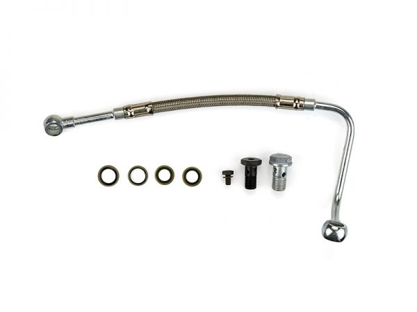 TrackTech Updated Fuel Supply Tube Kit P7100 for 1994-1998 Dodge Cummins 5.9L 12V