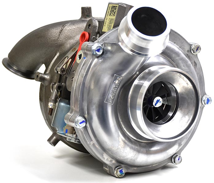 Ford Performance M-TURBO-67 Turbo Kit for 15-16 6.7L Ford Powerstroke