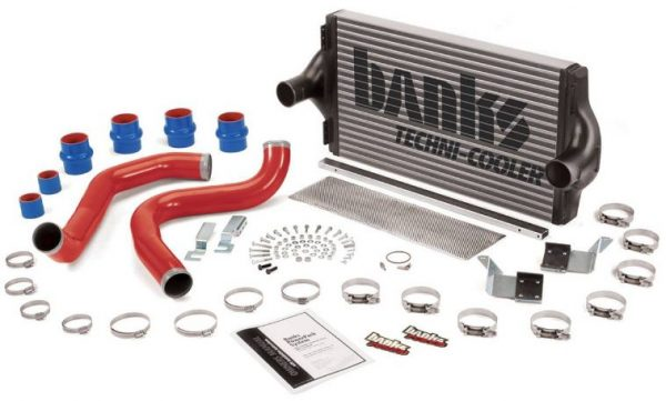 Intercooler Upgrade Kit For 99.5-03 7.3L Ford Powerstroke