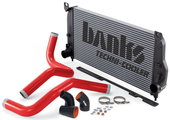 Intercooler Upgrade Kit for 2001 6.6L Chevrolet Duramax